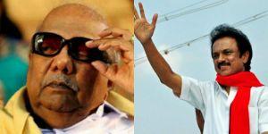 Election Results 2016: Karunanidhi wins Tiruvarur constituency, son Stalin retains Kolathur