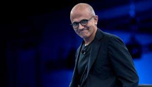 Microsoft chief Satya Nadella's pay packet shrinks; still takes home $17.7 million!