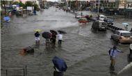 आंध्र-ओडिशा के तटीय इलाके 'रोनू' तूफान की चपेट में