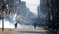 नेपाल में फिर सुलगा मधेशी आंदोलन