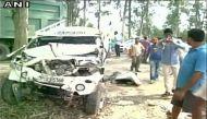 पंजाब: अमृतसर में सड़क हादसा, 10 की मौत, 15 घायल
