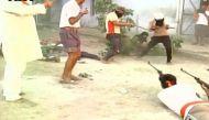 वीडियो: बजरंग दल के शिविर में नफरत की ट्रेनिंग