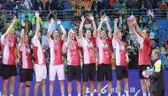 थॉमस कप जीतने वाली डेनमार्क पहली यूरोपीय टीम बनी