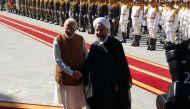 ईरान में पीएम मोदी को गार्ड ऑफ ऑनर