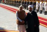 PM Narendra Modi in Iran: Receives ceremonial welcome in Tehran