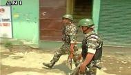 श्रीनगर: दो घंटे में हिजबुल के दो हमले, तीन जवान शहीद