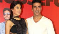 Housefull 3: Why did Jacqueline Fernandez and Akshay Kumar hi-5 each other on the sets?