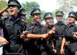 Women officers are being trained in Combat Support Roles at OTA Chennai
