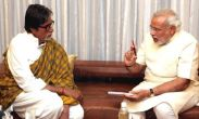इंडिया गेट पर मोदी संग अमिताभ करेंगे सरकार के दो साल का बखान