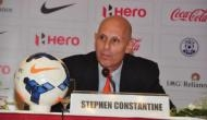 Talent will never spot you; it's always the other way round, says India football coach