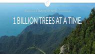 ड्रोन की मदद से लगाए जाएंगे एक साल में 100 करोड़ पौधे