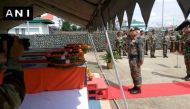 इंफाल: उग्रवादी हमले में शहीद जवानों को श्रद्धांजलि
