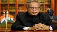 मोदी ने राष्ट्रपति प्रणब मुखर्जी के जन्मदिन पर कहा, 'ऐसे ज्ञानी राष्ट्रपति पर गर्व है'