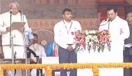 असम: सर्बानंद सोनोवाल की अगुवाई में पहली भाजपा सरकार की ताजपोशी