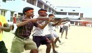 विवादित प्रशिक्षण शिविर: अयोध्या से बजरंग दल का नेता गिरफ्तार