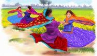 Kya Delhi, kya Lahore? Pak artist captures the innocent games of childhood