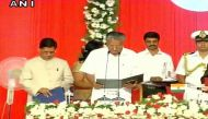 पी विजयन बने केरल के मुख्यमंत्री, एलडीएफ सरकार सत्तारूढ़