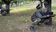 जम्मू-कश्मीर: नौगाम सेक्टर में मुठभेड़ के दौरान तीन आतंकी ढेर