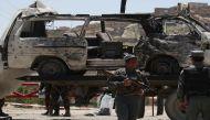 अफगानिस्तान: काबुल में आत्मघाती हमला, 10 लोगों की मौत
