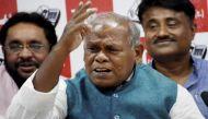 बिहार: गया में पूर्व सीएम जीतन राम मांझी के काफिले पर हमला