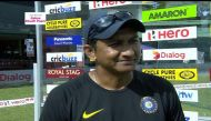 Sanjay Bangar appointed as India's head coach for Zimbabwe tour