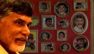 Narcissist Naidu? Chandrababu under fire for naming schemes after himself
