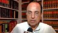 सुब्रमण्यम स्वामी ने फिर किया रघुराम राजन पर हमला