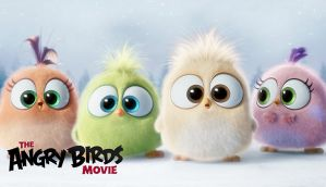 The Angry Birds Movie review: a blatant moneymaking project that's utterly vapid