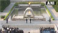 हिरोशिमा में ओबामा की श्रद्धांजलि, परमाणु हथियार रहित दुनिया का संदेश