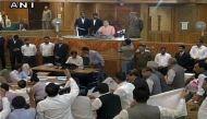 हंदवाड़ा एनकाउंटर पर जम्मू-कश्मीर विधानसभा में हंगामा