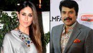 Mammootty is the most handsome Malayalam actor: Kareena Kapoor Khan