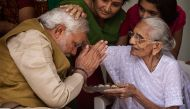 See the iconic photographs from PM Narendra Modi's two years in power