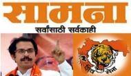 शिवसेना ने दिवाली पर बाजारों की सुस्ती के लिए मोदी सरकार को ठहराया जिम्मेदार