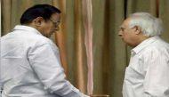 Congress nominates Kapil Sibal, P Chidambaram for Rajya Sabha elections