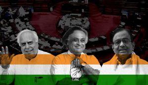 Big guns: Congress picks Chidambaram, Jairam, Sibal for Rajya Sabha