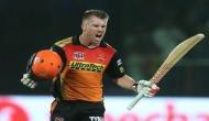 कप्तान वार्नर ने छक्का जड़कर सनराइजर्स हैदराबाद को दिलाई 9 विकेट से शानदार जीत