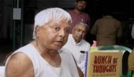 Babri case reopening to nix Advani's president bid: Lalu Prasad Yadav