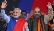 गुजरात चुनाव: भाजपा ने जारी नहीं किया घोषणा-पत्र, राहुल ने किया हमला