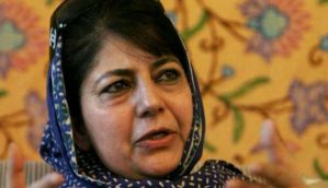 No ban on newspapers in Jammu and Kashmir: CM Mehbooba Mufti to I&B Minister Naidu