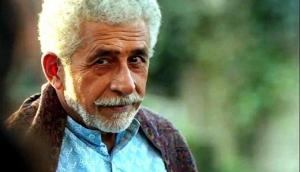 Watch Video: Naseeruddin Shah hit controversy again says, 'walls of hatred are being erected in the name of religion'