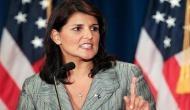 No political solution in Syria with Bashar al-Assad in power: Nikki Haley