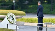 तस्वीरें: हिरोशिमा में ओबामा का 'भावुक' भाषण, लेकिन नहीं मांगी माफी