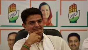 Rajasthan deputy CM Sachin Pilot had once interned with BBC and joked about joining the BJP