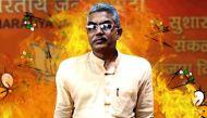 पश्चिम बंगाल की राजनीति के रैंबो बने दिलीप घोष
