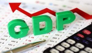 1st quarter GDP estimate touches 8.2%