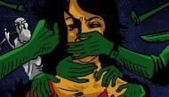 यूपी में दलित लड़की को बीच सड़क पर किया आग के हवाले