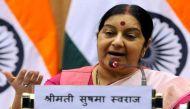 तिरंगा बना पायदान बेचने पर सुषमा स्वराज ने रोक दिया ऑनलाइन कंपनी अमेज़ॉन का वीजा!