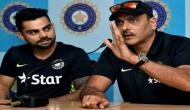 Ashish Nehra's farewell match is in hands of Virat Kohli and Ravi Shastri