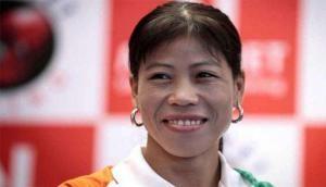 Olympics gold my dream, training hard for it: MC Mary Kom