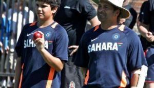 Arjun Tendulkar drives Mumbai to victory, claims five wickets